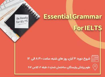 Essential Grammar for IELTS